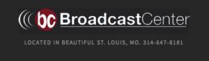 Broadcast Center Logo