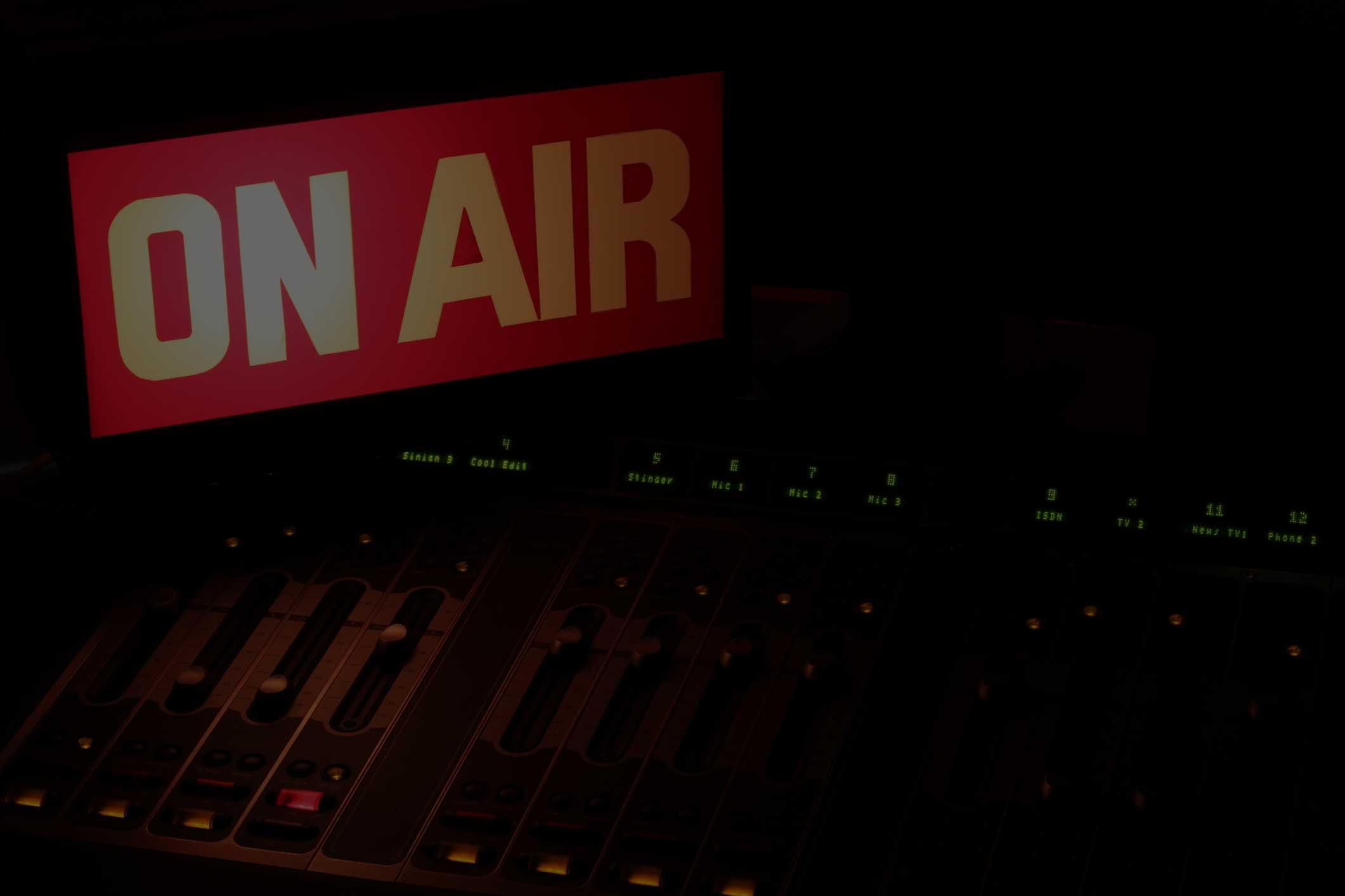 On-Air Radio Station